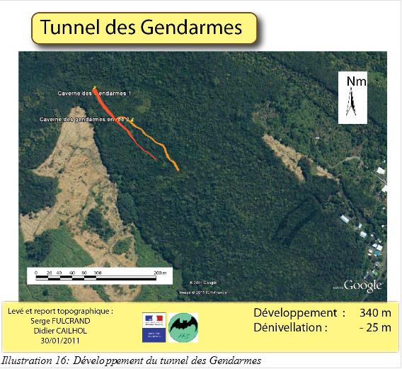 caverne gendarme google