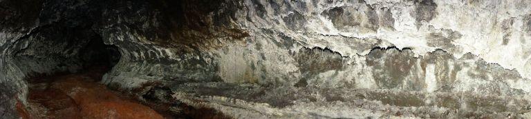 Caverne Gendarme tunnels de lave ile de la réunion rando-volcan (2)