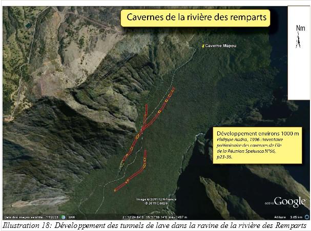 Rivière des remparts google