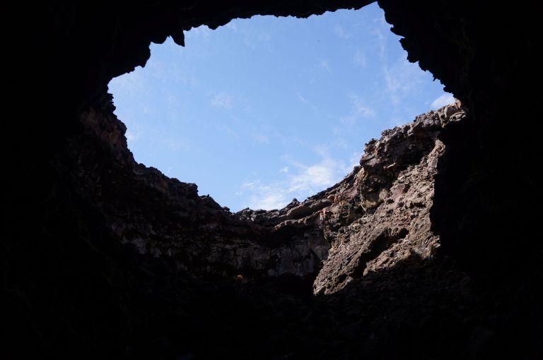 TUNNEL DE LAVE PITON KAPOR REUNION RANDO-VOLCAN.COM SPELEOLOGIE VOLCANIQUE (5)